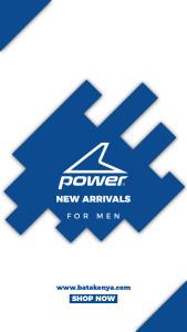 Power New Arrivals Men