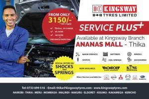 kingsway offer august